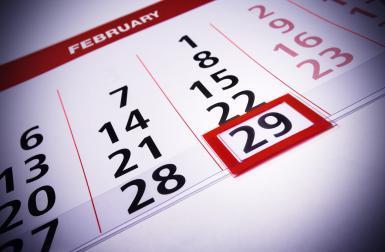 Il Calendario Giuliano.29 Febbraio Dal Calendario Giuliano Al Doodle Di Google
