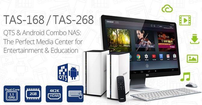QNAP TAS-268, recensione