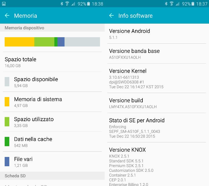 Screen Galaxy A5 2016 (2)