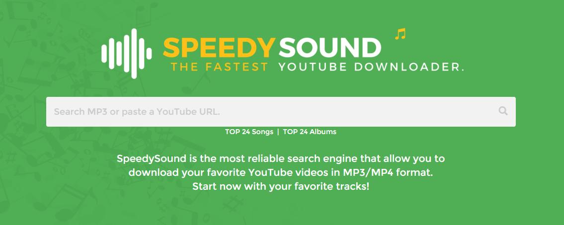 SpeedySound - Google Chrome