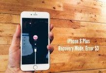 error 53 iphone