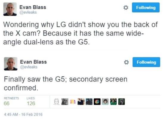 lg g5 evan blass