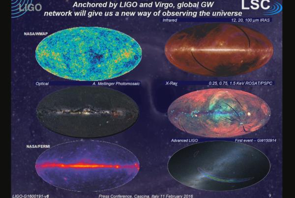 onde gravitazionali