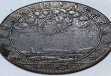 UFO moneta