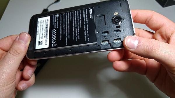 Gestione Dual sim, Micro SD e batteria da 5000 mAh