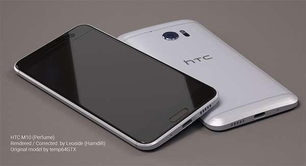 HTC 10 bianco