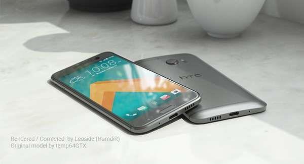 HTC 10 grigio