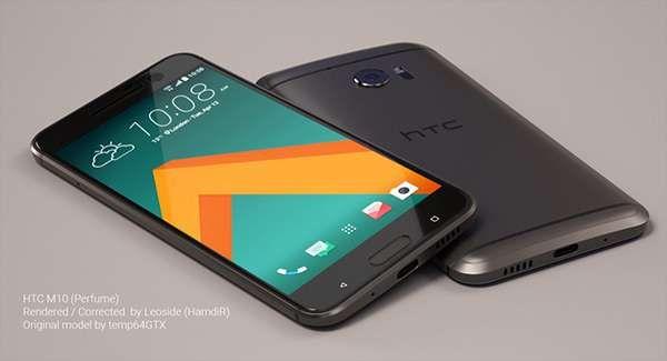 HTC 10 nero