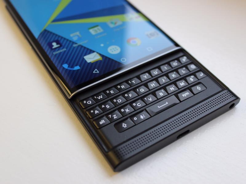 BlackBerry lancerà gli smartphone Hamburg e Rome alla fine del 2016