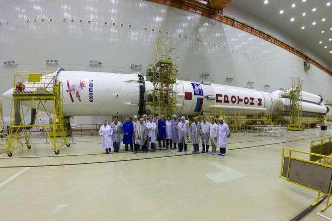 Exomars arriva su Marte, la sonda italiana Schiaparelli toccherà il suolo il 19 ottobre