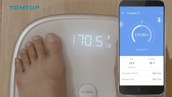 Koogeek Smart Health Scale