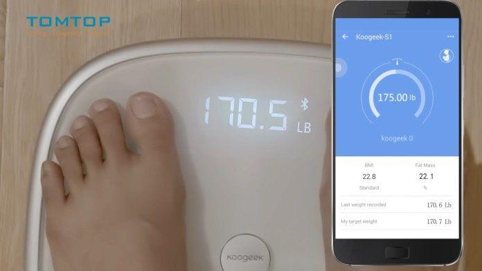 Koogeek Smart Health Scale