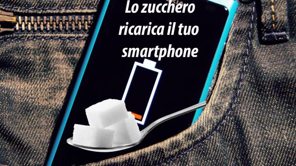 zucchero smartphone
