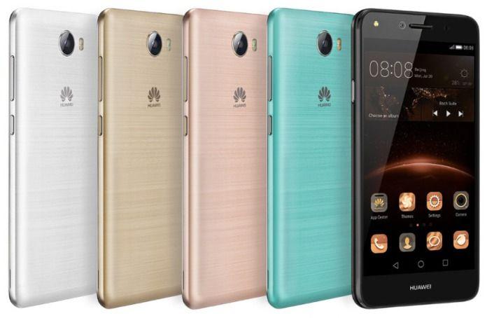 Huawei presenta Y5 II e Y3 II