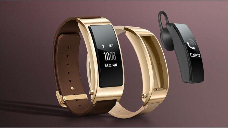 Huawei TalkBand B3: il nuovo braccialetto smart è ufficiale