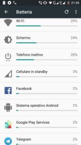 Umi Touch batteria 1