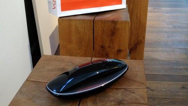 Gigaset al milano design week il nuovo cordless sculpture - Cordless di design ...