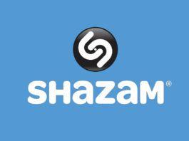 Aggiornamento Shazam
