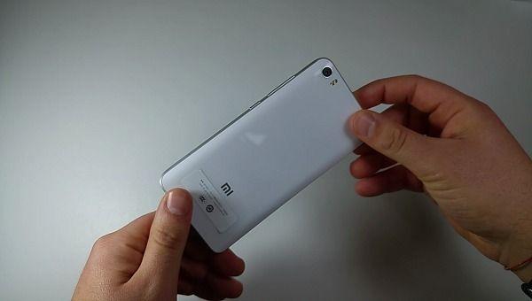 Fotocamera, Doppio flash led, Logo Xiaomi