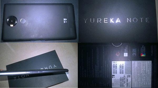 Yureka Note