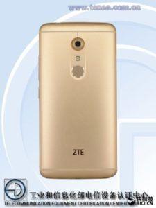 ZTE Axon 2 certificazione TENAA