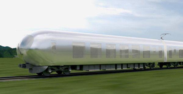 treno invisibile