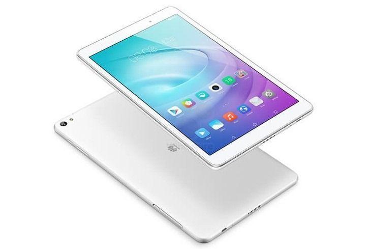 Huawei annuncia MediaPad T2 10.0 Pro per il mercato europeo