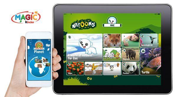 Magic Kinder, la app per bambini a rischio hackeraggio