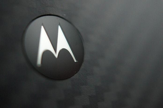Moto G4 Plus lettore di impronte digitali