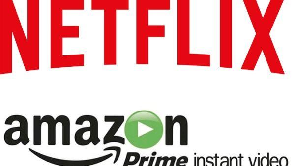 Netflix e Amazon