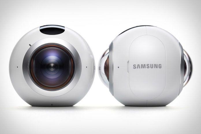 Lancio Samsung Gear 360