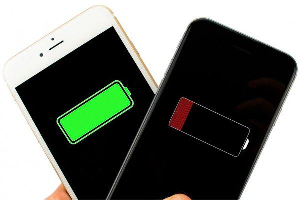 Smartphone con grande batteria dalla lunga durata