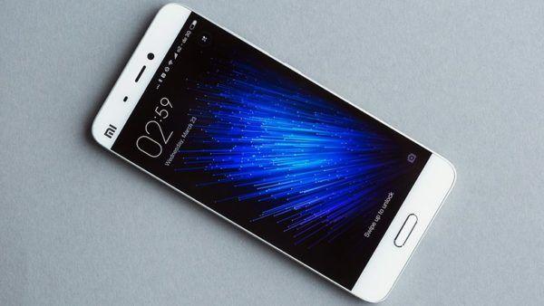 Xiaomi Mi5 Gold Edition