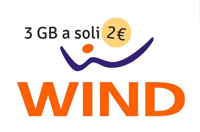 Wind Ricarica Max
