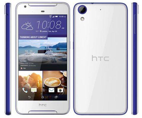 HTC Desire 628 dual SIM ufficiale