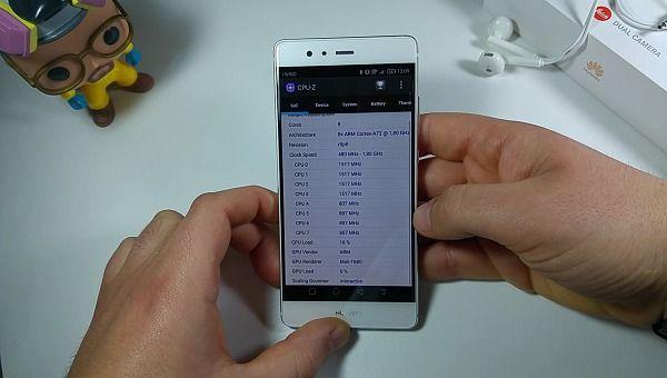 Huawei P9 Soc