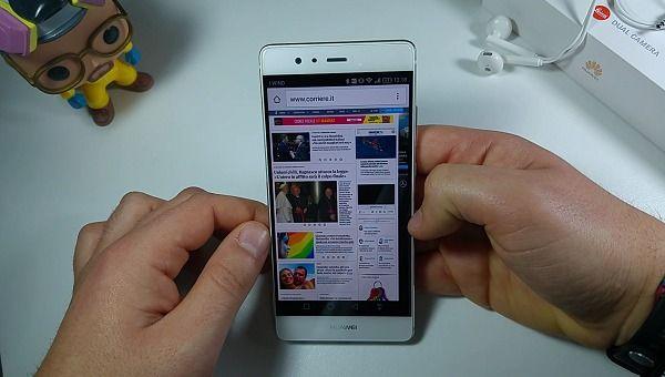 Huawei P9 web