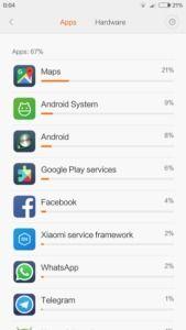Xiaomi Mi5 batteria 1