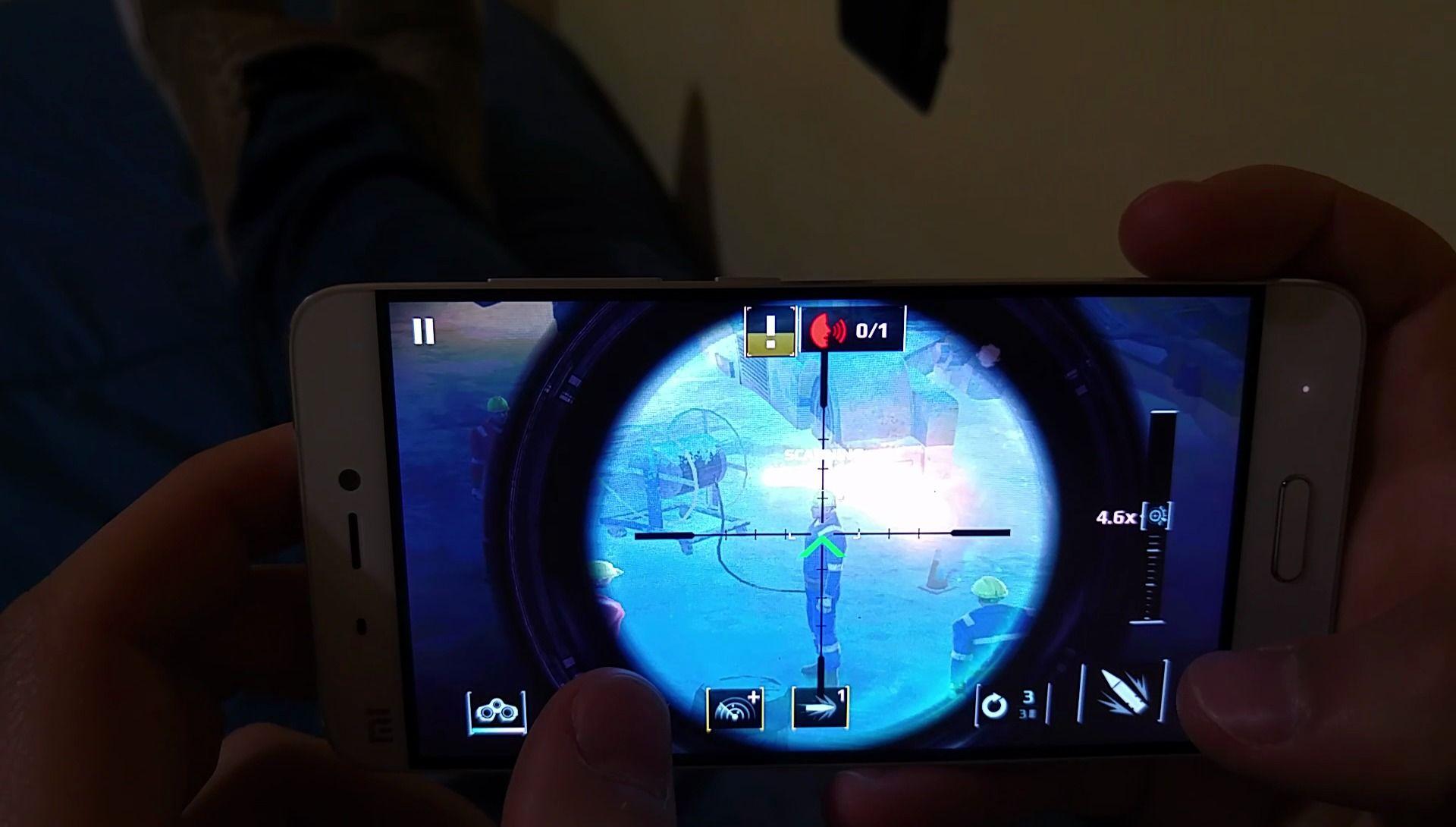 Xiaomi Mi5 giochi