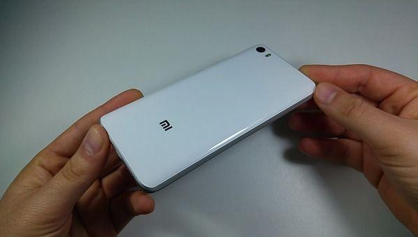 Xiaomi Mi5 retro 2