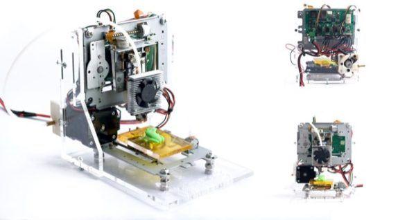 arduino ewaste-printer