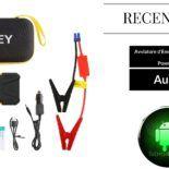 AUKEY Avviatore d'Emergenza Portatile per Auto e Powerbank