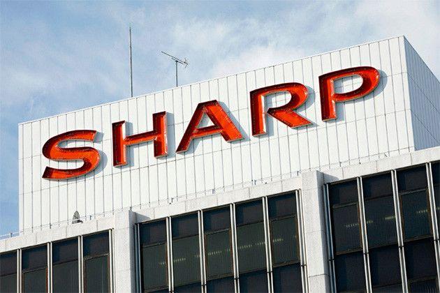 Smartphone Sharp con fotocamera da 22 MP