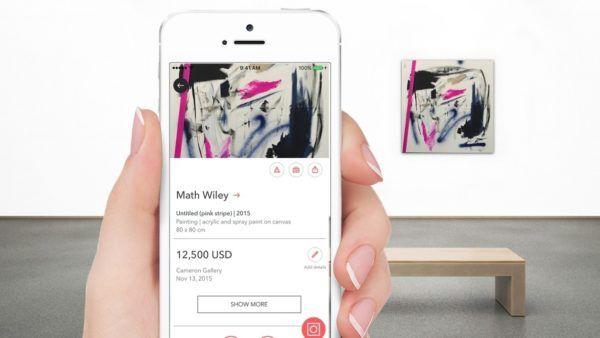 Magnus, la nuova start up che riconosce i dipinti, le sculture, pezzi unici e prezzi.