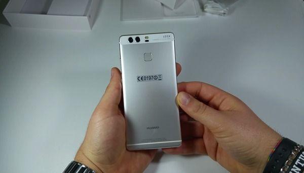 Huawei P9 retro