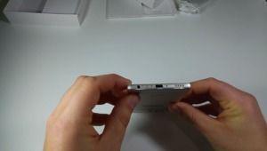 Huawei P9 inferiore