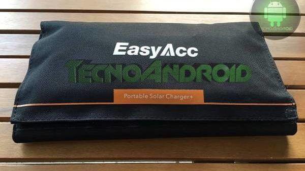 EasyAcc Solar Charge
