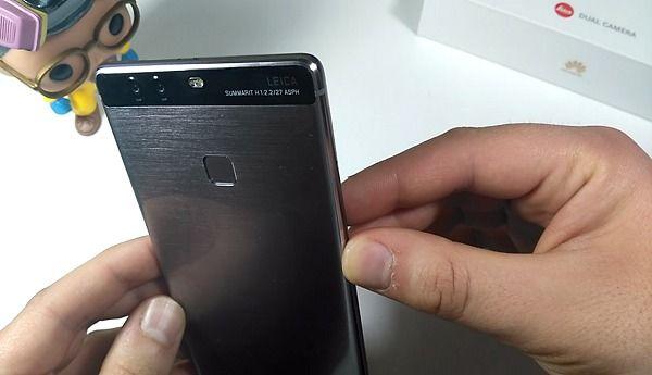 Huawei P9 plus retro