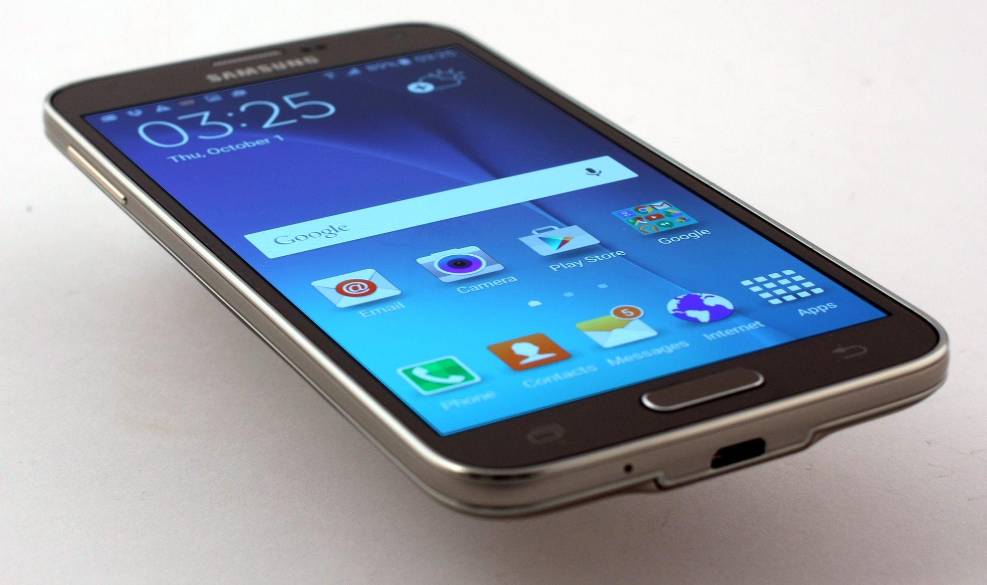 Galaxy S5 Neo Riceve Android Marshmallow