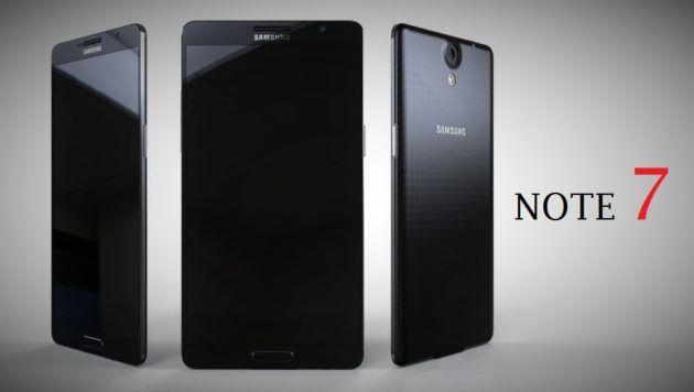 Uno dei concept più originali relativi al Samsung Galaxy Note 7